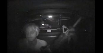 Video Shows Civilian in Garden Grove Cop Car with Police AR-15 He Allegedly Fired