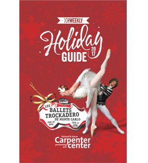 OC Weekly's Holiday Guide 2017