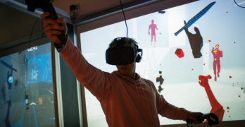 Survios Takes Arcades to the Next Level with Virtual Reality in Torrance