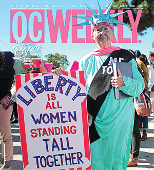 Liberty is All Women Standing Tall Together