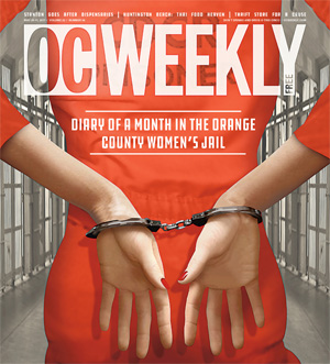 Diary of a Month in the Orange County Women's Jail