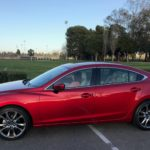Mazda6 Grand Touring Combines a Sporty Look, Fuel Economy and a Monster Ride