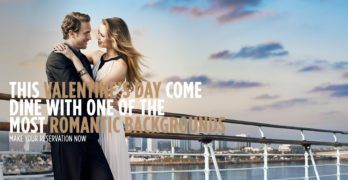 Valentine's Day Onboard the Queen Mary