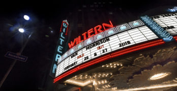 Van Morrison at the Wiltern Theater February 26, 2018