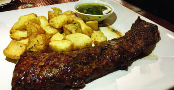 Cambalache Does a Great Steak-and-Potatoes Dish, Argentine-Style