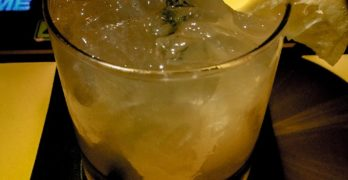 Drink of the Week: Nick of Thyme at the Blind Donkey