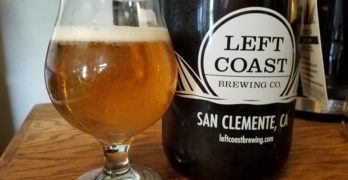 Off the Richter IPA by Left Coast Brewing: Our Beer of the Week!
