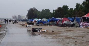 Lawsuit Filed to Stop the County's Santa Ana Riverbed Encampment Evictions