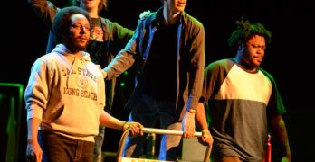 CSULB Play Shows That The Past is Present–And Both Are Pretty Hard to Figure Out