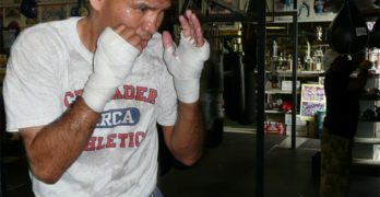 'Boxing Gym' Packs a Punch