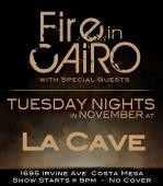 Indie Tuesdays: Fire in Cairo