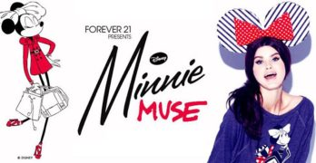 'Minnie Muse' Is a Mickey Mouse Job for Forever 21