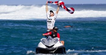 [UPDATED:] Andy Irons' Widow Trying To Delay Release Of Autopsy Report; Trust Fund Created