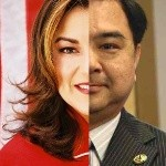 Van Tran and Loretta Sanchez Debate Debate