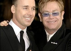 Elton John's Son: He Was Born On A Christmas Day