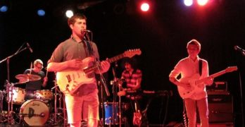 The Drums and Surfer Blood Made Heat Waves at the Pomona Glass House Last Night