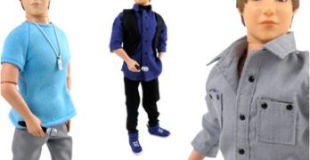 Got the Bieber Fever? The Justin Bieber Action Figure Will Cure Whatever Ails Ya!