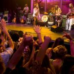 Edward Sharpe and the Magnetic Zeros at the Grove Last Night
