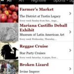 OC Weekly iPhone App: Your New Guide to Everything Orange County