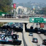 Traffic Jammers Imperial Stars Hit with Conspiracy Charges for Blocking 101 Freeway
