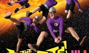 The Aquabats! Reveal New Album Title and Cover Art