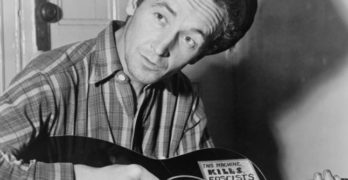 Woody Guthrie's Forgotten Christmas Song