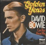 """Four Remixes of David Bowie's """"Golden Years,"""" from KCRW"""