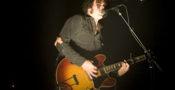 Black Rebel Motorcycle Club at the Glass House Last Night