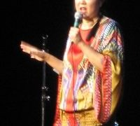 Margaret Cho at the Grove of Anaheim Last Night