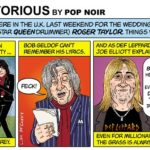 Introducing NOIRtorious, Our Weekly Comic by Pop Noir