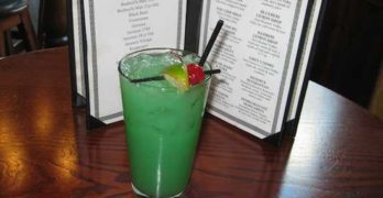 Drink of the Week: Luck of the Leprechaun at Auld Irisher