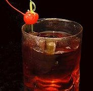 Drink of the Week: Manhattan at Mulberry Street