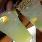 Absolut-ly Lemonade at Hennessey's