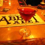 Drink of the Week: Blackbeard Martini at The Olde Ship