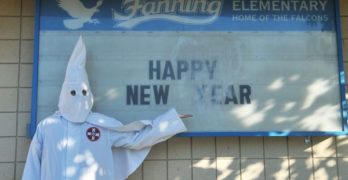 Brea Burghers Try to Clear Name of Klansman Who Has School Named After Him, But Fail