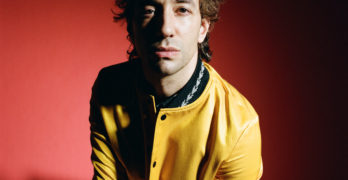 Albert Hammond Jr. Returns to Cause Trouble, Francis Trouble