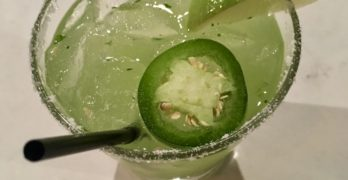 Oaxacan Margarita at Lola's Mexican Cuisine: Our Drink of the Week!