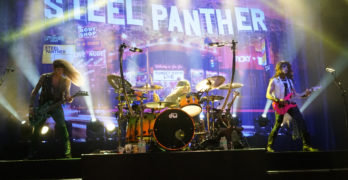 Steel Panther Rejoice With New Album And HOB Anaheim Birthday