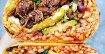 Eat This Now: Bibimbap Burrito at J's Korean Cuisine