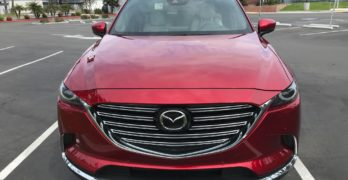 Driver Digs the Drive and Riders Relish the Ride in 2018 Mazda CX-9 Grand Touring
