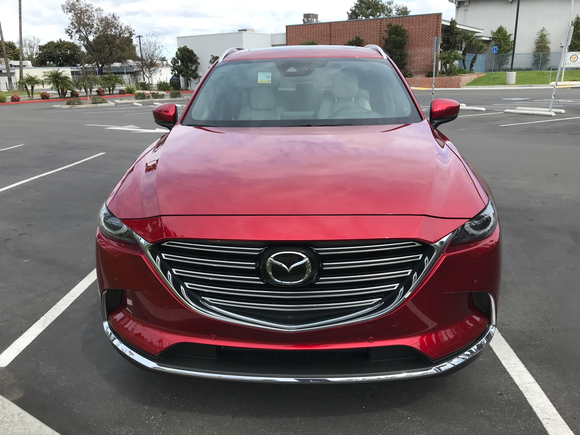 Driver Digs the Drive and Riders Relish the Ride in 2018 Mazda CX 9