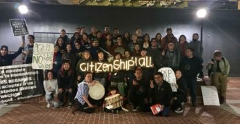 Undocumented Youth Came Out of the Shadows and Onto the Streets in SanTana
