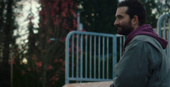 Edie Falco and Jay Duplass Are Star-Crossed Lovers in <i>Outside In</i>
