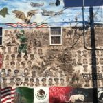 Santa Ana Mural Dedicated to Mexican-American War Veterans Defaced by Cholos
