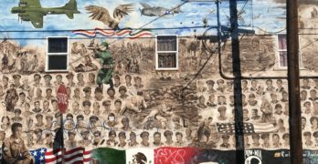 Cholo Charged With Vandalizing Mexican-American Veterans Mural in Santa Ana