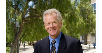 Peter Navarro of UC Irvine and the Trump White House Trades in Controversy