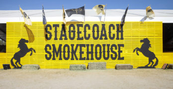 Garth Brooks and Stagecoach: One for the records