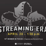19th Annual Women in Focus Conference presents The Streaming Era