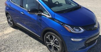 Prepare to be Overwhelmed by the 2018 Chevy Bolt Premier (Part 2)