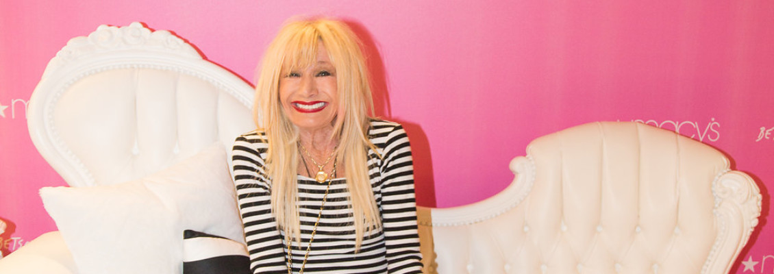 Designer Betsey Johnson Shares Her Guide to Living and Loving with Style